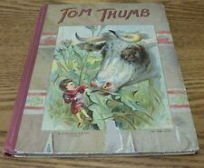 1900's TOM THUMB illustrated Book written by M.A. Donohue from Chicago