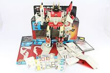 Transformers G1 Superion Silverbolt Skydive Air Raid Fireflight Takara Great
