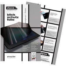 BQ Aquaris X5 Plus Blickschutzfolie matt Schutzfolie Folie dipos