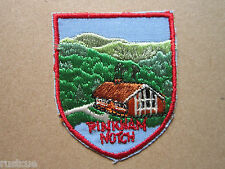 Pinkham Notch New Hampshire Woven Cloth Patch Badge