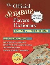 The Official Scrabble Players Dictionary by