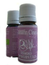 Aceite esencial Romero cineol bio 30ml aromaterapia 100% puro y natural