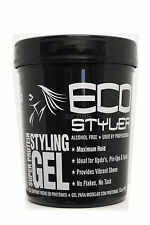 ECO STYLER ALCOHOL-FREE SUPER PROTEIN STYLING GEL MAXIMUM HOLD 32 OZ.