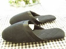 Target Simple Slip-On Bedroom Slipper Black Size 8/10