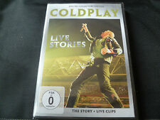 Coldplay - Live Stories (SEALED NEW DVD)