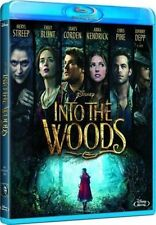 INTO THE WOODS BLU-RAY blr 2D  NUOVO SIGILLATO (NO dvd animazione)  DISNEY