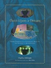 Once Upon a Dream: From Perrault's Sleeping Beauty to Disney's Malefic-ExLibrary