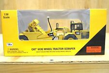 Norscot Caterpillar 613G Wheel Tractor Scraper w/ Accugrade GPS  1:50  NIB