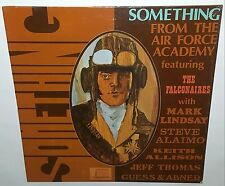 THE FALCONAIRES SEALED JAZZ LP AIR FORCE The BEATLES John Lennon Paul McCartney