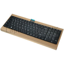 TOSHIBA Satellite C50-A-15L Black Keyboard, version UK, British layout