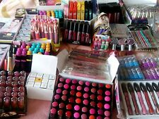 Branded wholesale joblot makeup 100 items new
