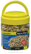Aqua One A1-10437 ChemiZee 500g Zeolite Ammonia Remover Aquarium & Pond Filters