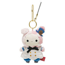 Sentimental Circus Shappo Plush Strap Keychain Alice in Wonderland San-X Japan