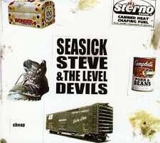 Steve Seasick -  Cheap, CD Neu