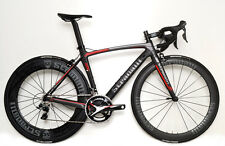 STRADALLI CYCLE CARBON AERO 7 SHIMANO DURA ACE 9000 FSA ROAD BICYCLE 54 MEDIUM