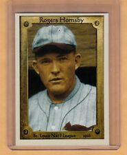 1926 Rogers Hornsby, St Louis Cardinals, triple crown season, only 500 exist