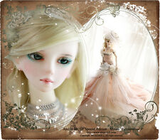 Extremely Rare L.E. 20 Atelier Muse Musedoll Polyhymnia fullset Gorgeous BJD SD