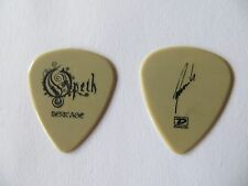 2011 2012 Opeth signature Guitar Pick Heritage Tour pick pick 2