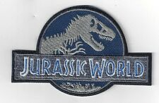 JURASSIC WORLD IRON ON PATCH U  BUY 2 GET 1 FREE = 3 OF THESE