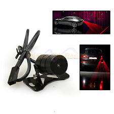 RED REAR TRIANGLE LASER LIGHT FOR DODGE! HI TECH CAR WARNING FOG LIGHT KIT USA