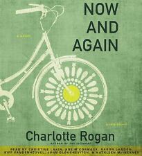 Now and Again by Charlotte Rogan (2016, CD, Unabridged)