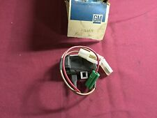 NOS 76 77 CHEVROLET HEADLIGHT WARNING BUZZER CORVETTE CAMARO GM 364079