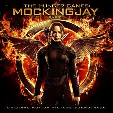THE HUNGER GAMES MOCKINGJAY PART.1 - COLONNA SONORA - CD NUOVO SIGILLATO