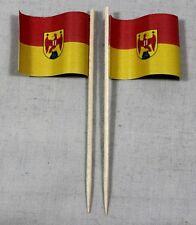 Party-Picker Burgenland Austria 50 calidad profesional dekopicker papierfähnchen