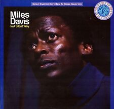 MILES DAVIS - In A Silent Way (Vinile e Cover=M) LP INSERTO Digitally REMASTERED