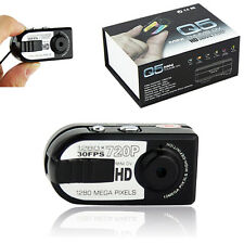 Mini Helmet Dash Spy Camera DVR Cam Body Worn Car Motorbike Video Recorder USA