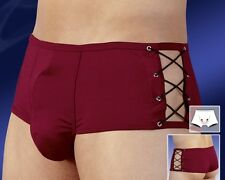 Svenj. Underwear Collection SWELL Mikrofaser Hipster Pants Schnürung in L