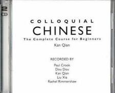 Colloquial Chinese: A Complete Language Course (Book & Cassettes)