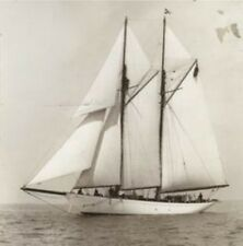 ALTAIR, William Fife III 40m. Schonerjacht von 1931