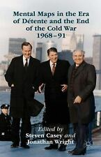 NEW - Mental Maps in the Era of Detente and the End of the Cold War 1968-91