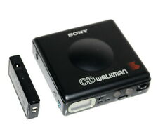 Sony Discman D-82 Mini Discman CD Player Walkman Compact Disc Player