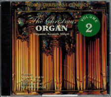 KENNETH ABBOTT - The Christmas Organ Vol. 2 (CD 1993)