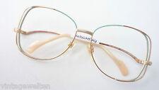 Metzler Luxus Fassung Orginal 70er Jahre Schmuckbrille extravagant XL Gläser M