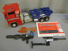 "Transformers Masterpiece ""OPTIMUS PRIME"" 20th Anniversary Complete Walmart 2004"