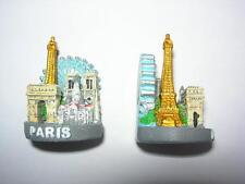 MAGNET PARIS FRANCE LA  TOUR EIFFEL TOWER PARIS PARIGHI MONUMENTS SOUVENIRS ARC