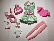 Barbie Mattel My Melody Sanrio Fashion Accessories Outfit Complete NEW