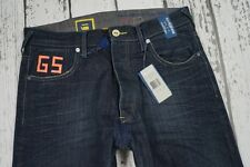 BNWT G-STAR RAW LUMBER SOHO LOOSE JEANS DENIM 33x32 33/32 W33 L32 100% AUTHENTIC