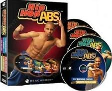2017 NEW HIP HOP ABS Level 1-2- 6 DVD SET 2cards SEALED