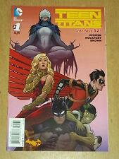 TEEN TITANS #1 DC COMICS NEW 52