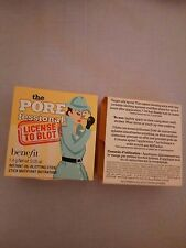 Benefit The Pore fessional License To Blot Oil Blotting Stick 1.4g New In Box