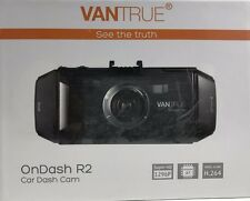 Vantrue R2 Dash Cam 2K Ultra HD Camera DVR Recorder Camcorder for Cars 32GB