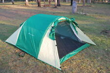 New Lightweight 2 Layer Double Layer 3 Person Double Entrance Pop Up Popup Tent