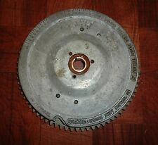 1977 25 35 hp OMC Johnson Evinrude Electric Start Flywheel