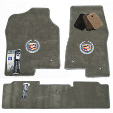 2002-2006 Cadillac Escalade EXT Floor Mats - Pewter Grey -32oz 2-ply Quality