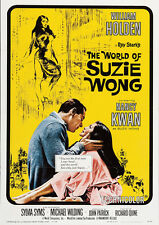 The World Of Suzie Wong Repro Film POSTER