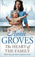 Annie Groves The Heart of the Family Very Good Book